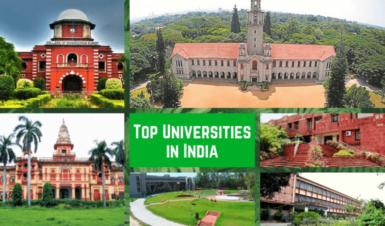 Top Universities in India